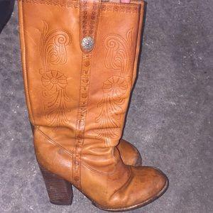 Aldo vintage western boots